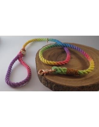 Lanové vodítko - rainbow
